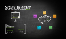 What is grit?