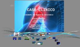 Copy of SINDROME DE MANGUITO ROTADOR- CASO CLINICO
