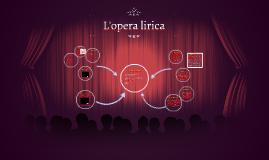 Copy of L'opera lirica