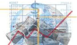 Batería de indicadores macroeconómicos