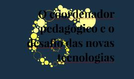 O coordenador pedagógico e o desafio das novas tecnologias