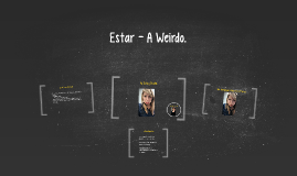 Copy of Estar - A Weirdo.