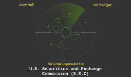 U.S. Securities and Exchange Commission (S.E.C)