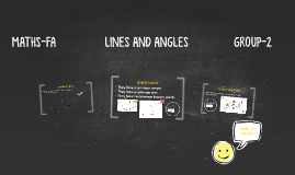 MATHS-FA              LINES AND ANGLES             GROUP-2