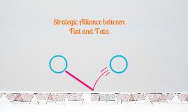 Strategic Alliance Between Fiat and Tata