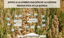 Copy of La actividad productiva de la quinua en el Departamento del