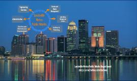 Louisville Department of Public Works Budget 2015