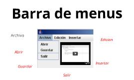Copy of Creacion de Menus en Java Netbeans