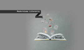 Copy of Modernismo Literario