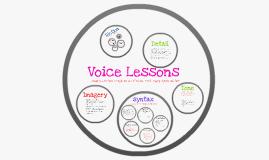 Copy of Voice Lessons- Nancy Dean