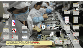 POLI20711: The Global Restructuring of Production and Work