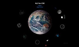 SVCTE: PLCs for CTE