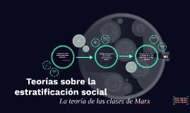 Teorías sobre la estratificación social