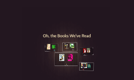 Oh, the Books We've Read