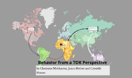 Actions from a TOK perspective