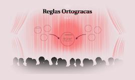 Reglas Ortogracas