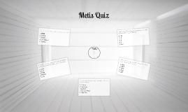 Metis Quiz