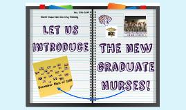 Olivet's New Graduate Nurses