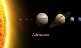 Astronomia 2016