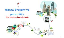 Clinica Preventiva para niños