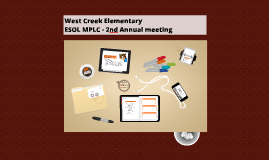 ESOL PLC 2nd annual meeting