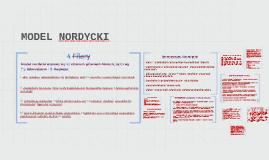 MODEL NORDYCKI
