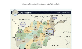 Women's Rights in Afghanistan under Taliban Rule