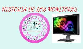 Copy of historia de los monitores