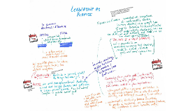 Context for our MSLS Approach to Leadership Theories