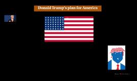 Donald Trump's plan for America