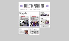 TARLETON PURPLE POO
