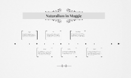 Naturalism in Maggie