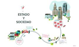 SOCIEDAD, ESATADO Y DEMOCRACIA