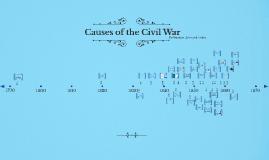 Casues of the Civil War