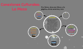 Conexiones culturales: La Plaza
