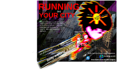 2015: GIG: RUNNING (IN) YOUR CITY. AAG2015 Chicago Premiere.