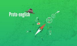 Proto-english