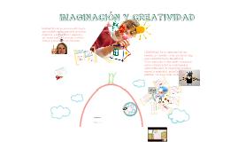 IMAGINACIÓN Y CREATIVIDAD