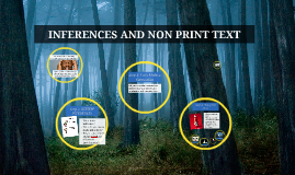 Copy of INFERENCES AND NON PRINT TEXT