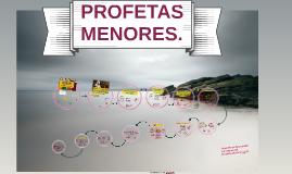 Copy of Copy of PROFETAS MENORES