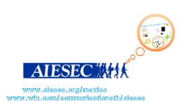 Copy of AIESEC en Córdoba | Charla informativa