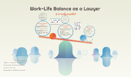 Work-Life Balance as a Lawyer