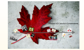 History of Canada's Government