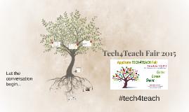 Tech4Teach Fair 2015