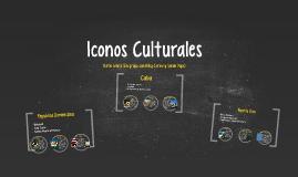 Iconos Culturales