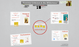 Feminist criticism in the wilderness