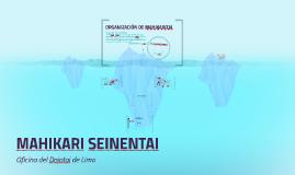 ORGANIZACIÓN DE MAHIKARI SEINENTAI