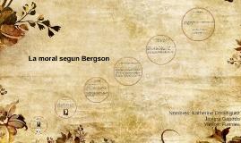 ¿Quién es Henri-Louis Bergson