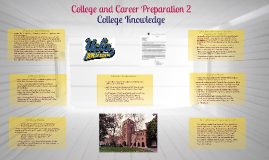 Copy of College Knowledge