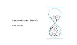 Copy of Copy of Alzheimer's and Dementia